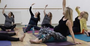 pregnancy yoga york