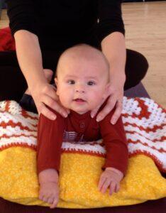 Postnatal Mummy & Baby Yoga Cobra