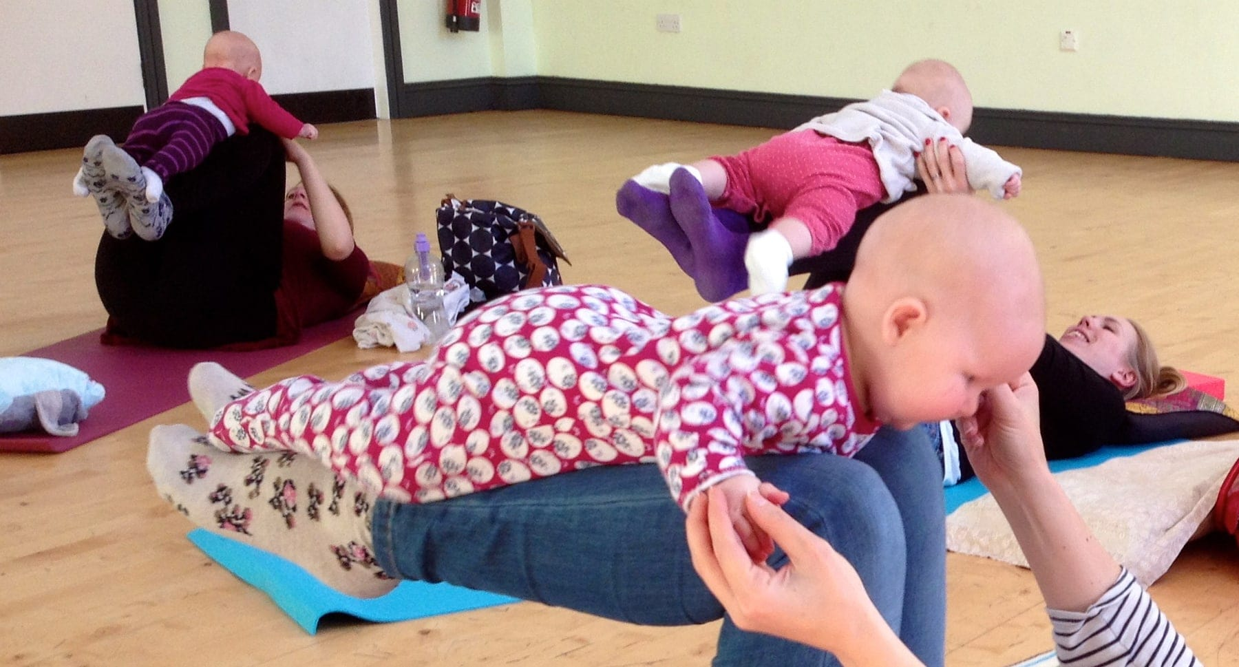 Postnatal Mummy & Baby Yoga