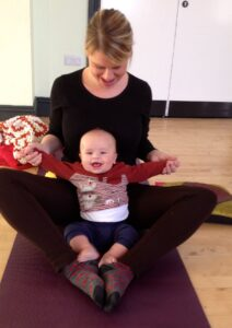 Postnatal Mummy & Baby Yoga 2